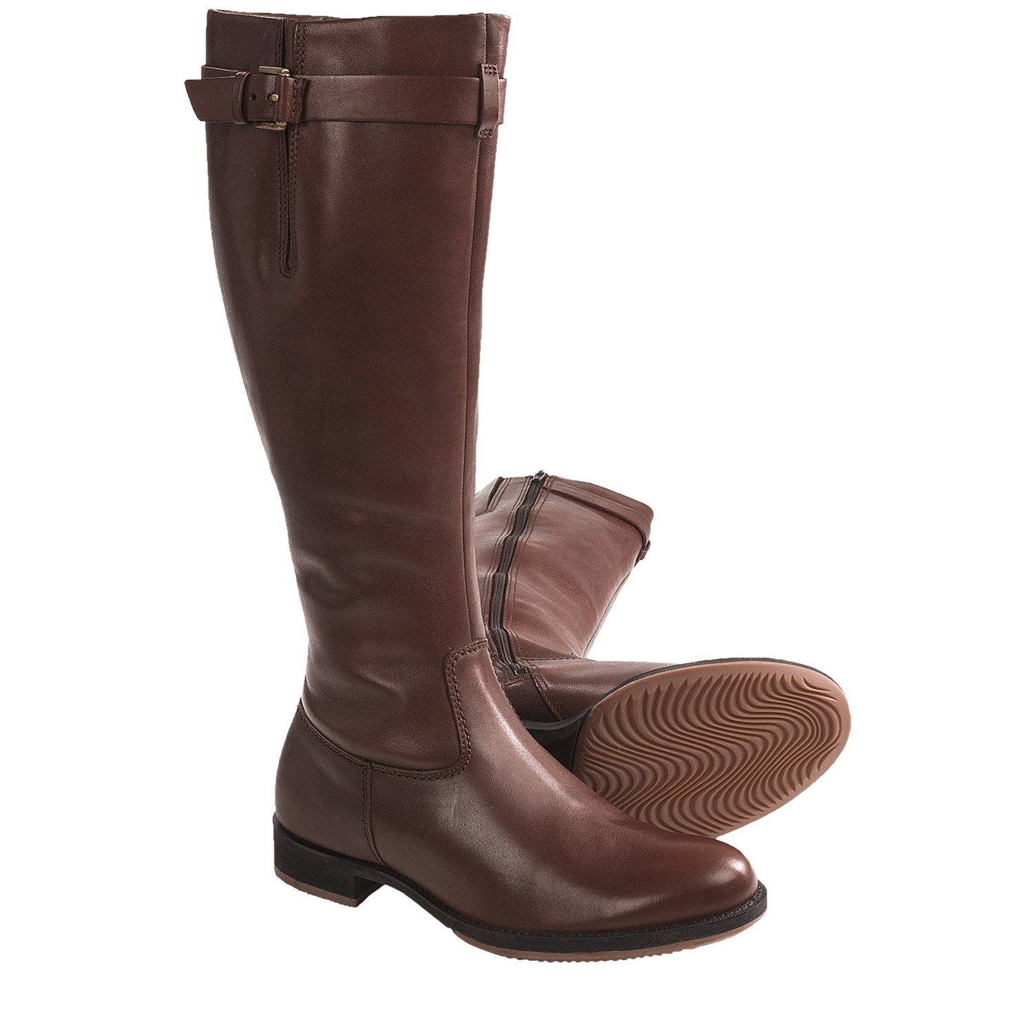 ecco saunter leather boots for save 36