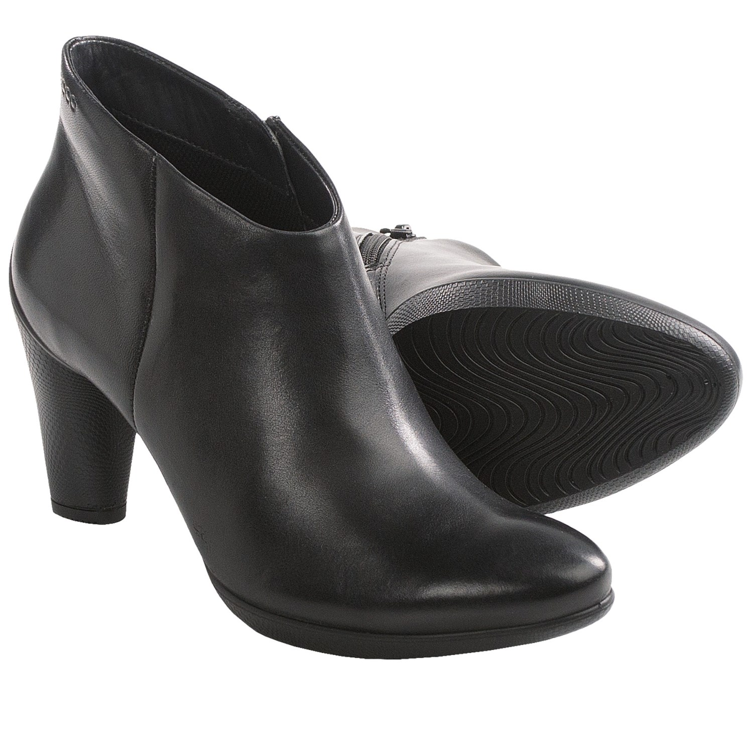 Black Dress Boots For Women
