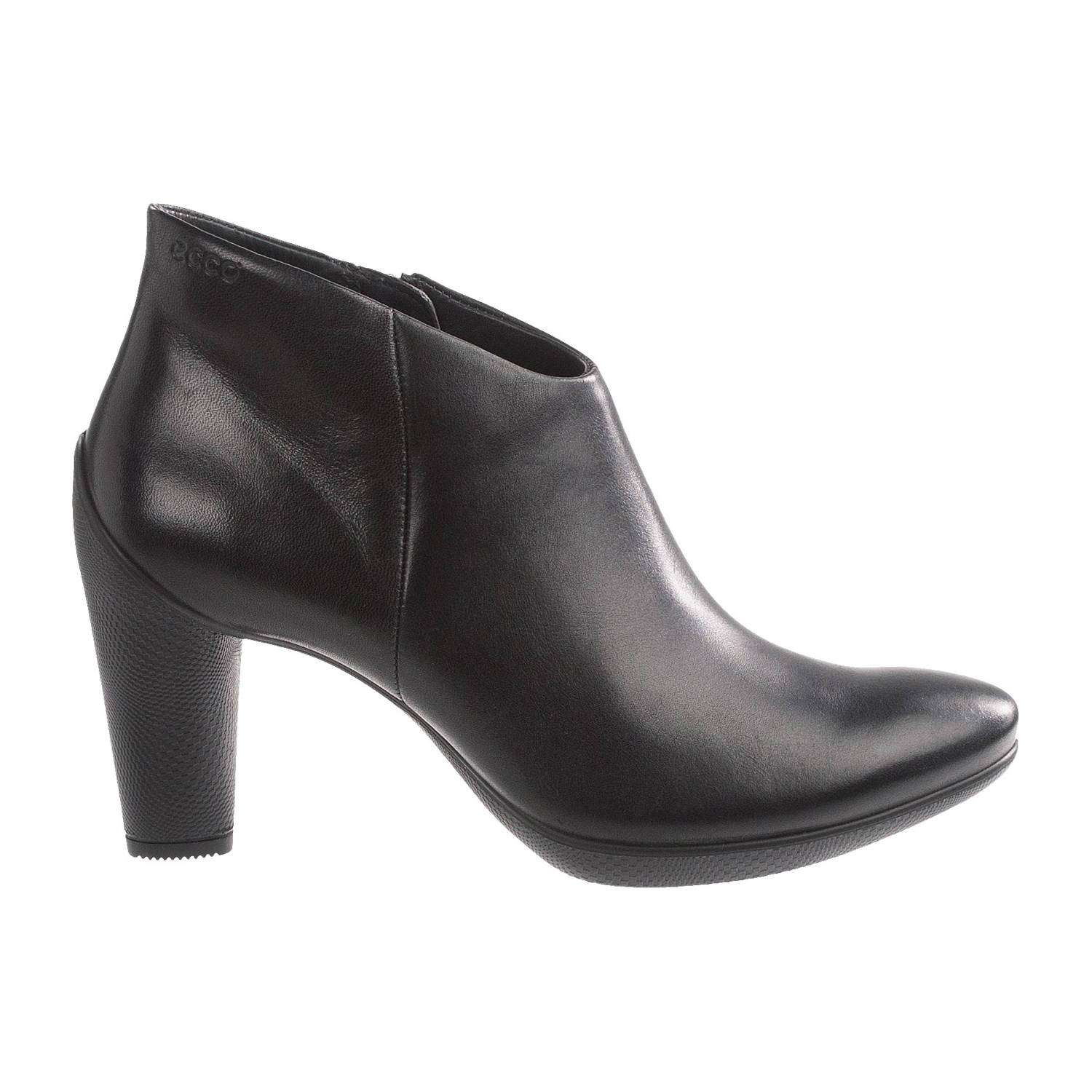 ecco sculptured 75 shoetie ankle boots for 7624r