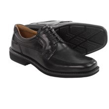 ECCO Seattle Apron Toe Oxford Shoes (For Men) in Black - Closeouts
