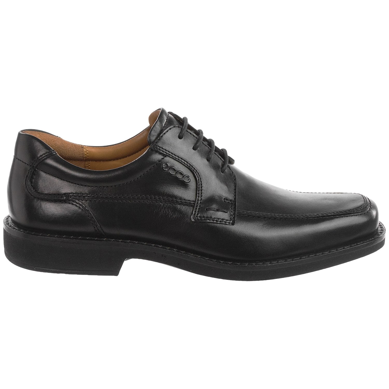 Ecco Shoes Seattle Apron Toe Oxfords