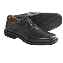 ECCO Seattle Blucher Shoes - Leather (For Men) in Black - Closeouts