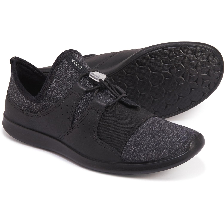ECCO Sense Elastic Toggle Sneakers (For