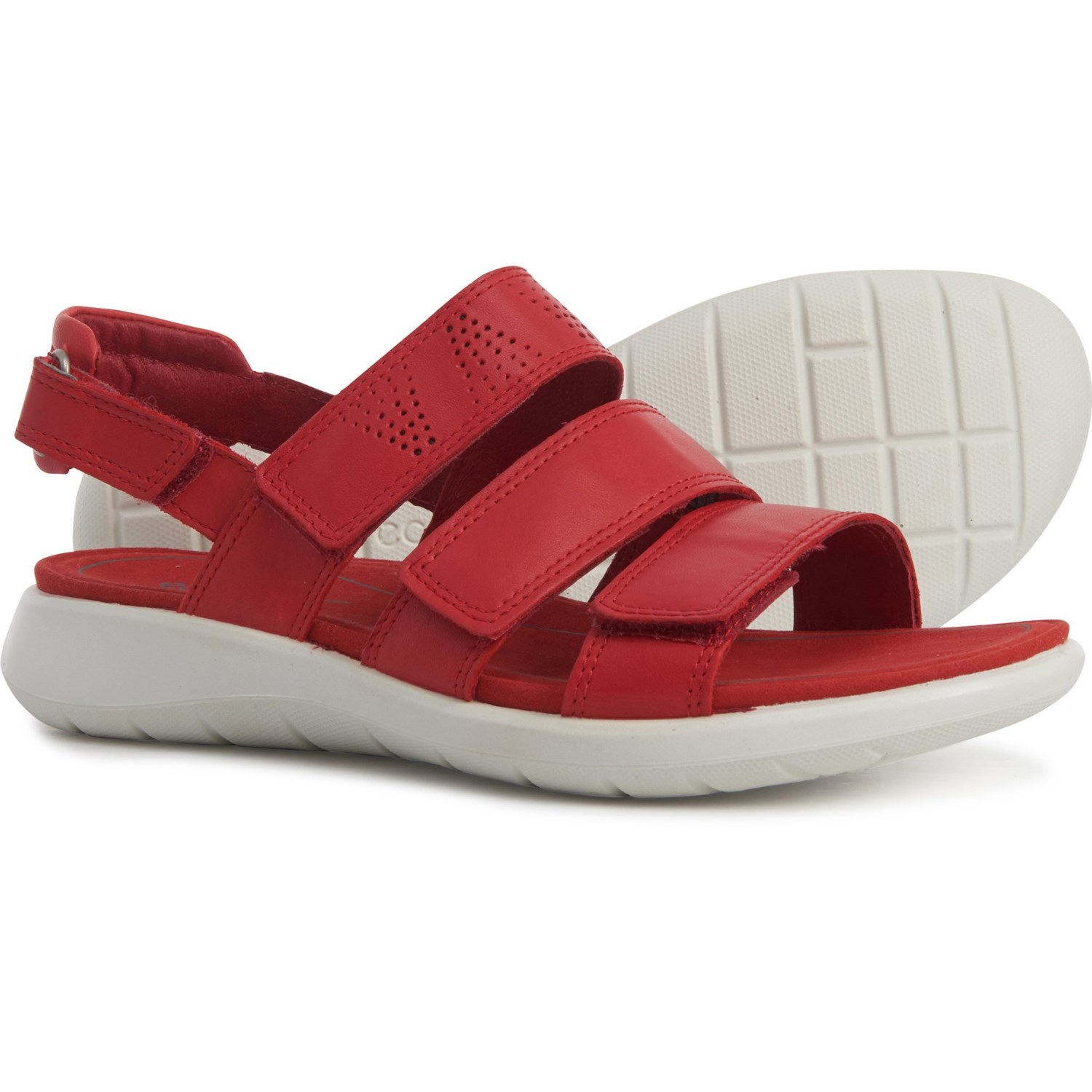ECCO Soft 5 Sandals (For Women) Save 65%