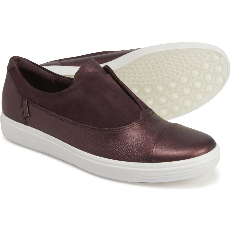 ECCO Soft 7 Slip-On Sneakers (For Women