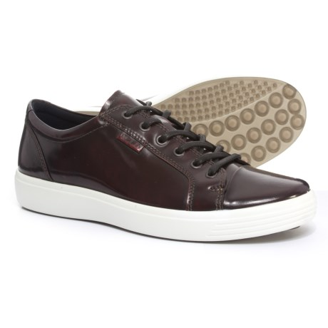 7dc5fbd450 ECCO Soft 7 Sneakers - Leather (For Men)