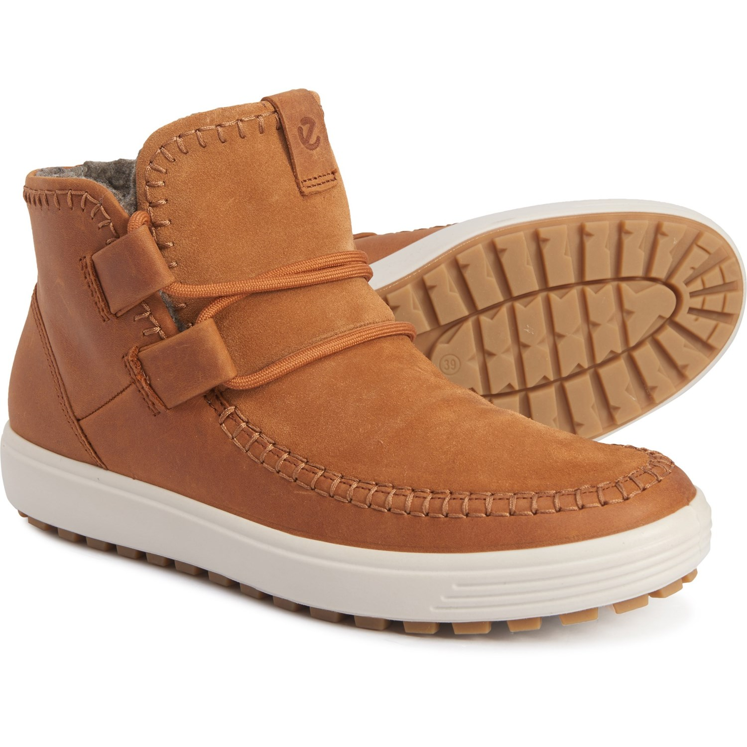 ECCO Soft 7 Tred Ankle Chukka Boots