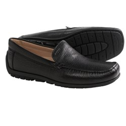 ECCO Soft Slip-On Moccasins (For Men) in Black