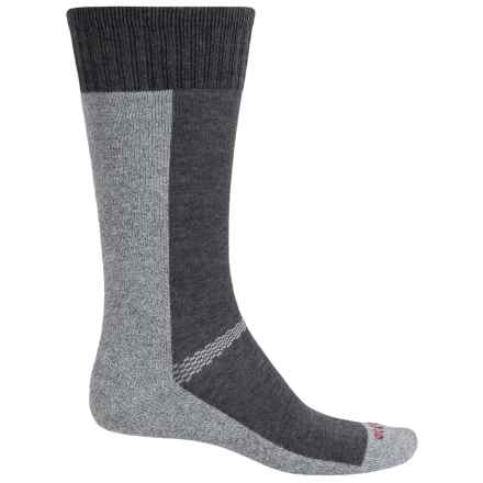 ECCO Sport Socks - CoolMax®, Crew (For Men) in Gray - Closeouts