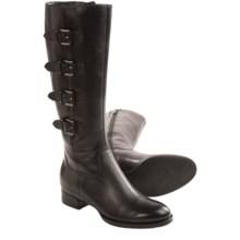 ECCO Sullivan Boots - Leather (For Women) in Black - Closeouts