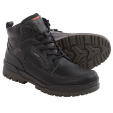 ECCO Track 6 Gore-Tex® Boots - Waterproof (For Men) in Black - Closeouts