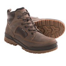 ECCO Track 6 Gore-Tex® Boots - Waterproof (For Men) in Coffee/Coffee - Closeouts