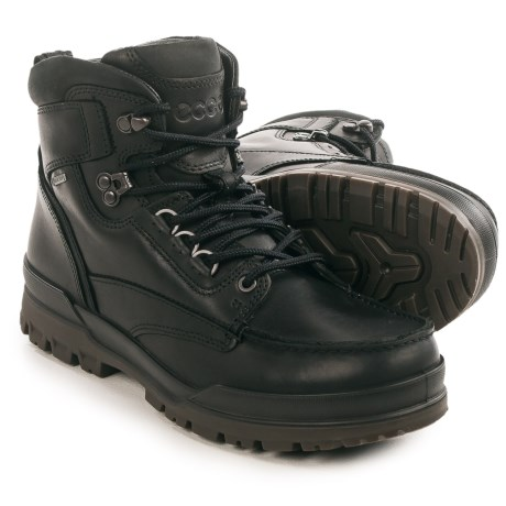 ECCO Track 6 Gore-Tex® Moc-Toe Hi Boots - Waterproof, Leather (For Men)