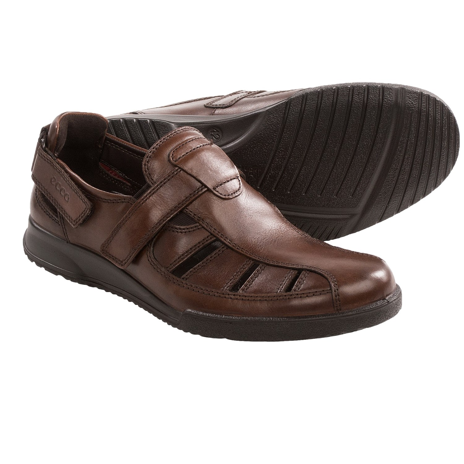 ECCO Transporter Fisherman Sandals For Men Save 25
