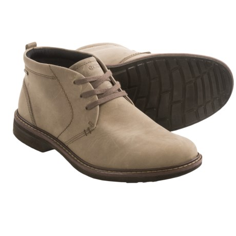ECCO Turn Gore-Tex® Boots - Waterproof (For Men) in Stone