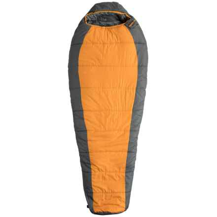 Echo Outdoors -20°F Apex Sleeping Bag - Mummy in Orange/Gray - Closeouts
