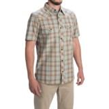 Ecoths Garrett Shirt - Organic Cotton, Short Sleeve (For Men)