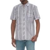 Ecoths Santiago Shirt - Organic Cotton, Short Sleeve (For Men)