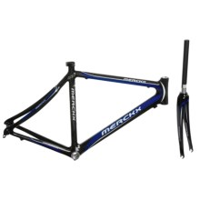 Eddy Merckx LXM Carbon Road Bike Frame in Blue - Closeouts