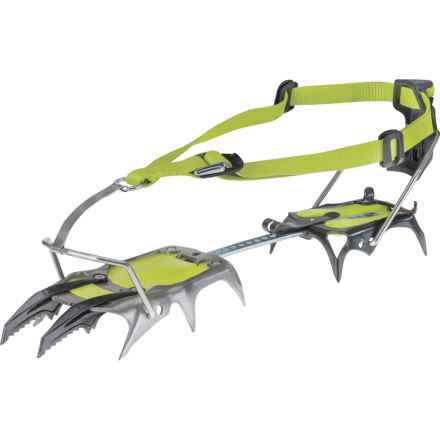 Edelrid Beast Crampons in Night/Oasis - Closeouts