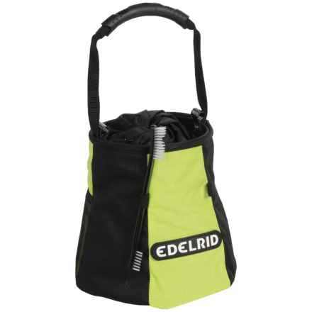 Edelrid Boulder Bag Chalk Bag in Oasis/Night - Closeouts