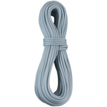 Edelrid Corbie Pro Line Climbing Rope - 8.6mm, 60m in Snow/Icemint - Closeouts
