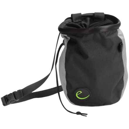 Edelrid Cosmic Chalk Bag in Pebbles/Night - Closeouts
