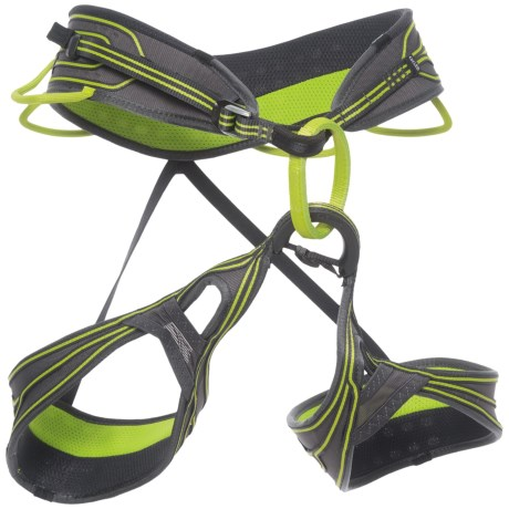 Edelrid Cyrus Harness (For Men and Women) in Oasis