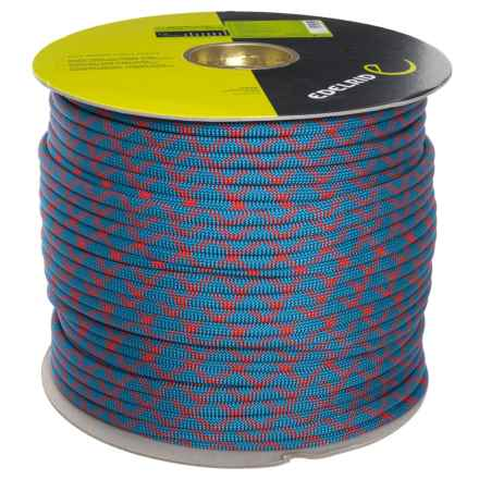Edelrid Dynamite Rope - 11mm, 200m Roll in Turquoise - Closeouts