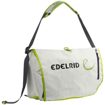 Edelrid Element Rope Bag in Oasis/Snow - Closeouts