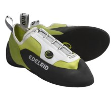 Edelrid Hurricane Climbing Shoes (For Men and Women) in Oasis - Closeouts
