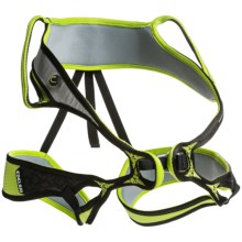 Edelrid Loopo Climbing Harness in Pebbles/Oasis - Closeouts