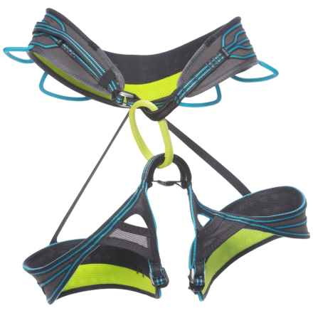 Edelrid Orion Harness (For Men and Women) in Icemint - Closeouts