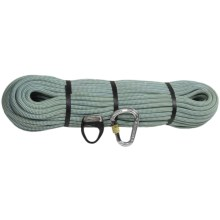 Edelrid Racer Standard Climbing Rope - 9.8mm, 60m in Green - Closeouts