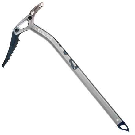 Edelrid Raid Ice Axe in Slate - Closeouts