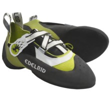 Edelrid Raven Climbing Shoes (For Men and Women) in Oasis - Closeouts