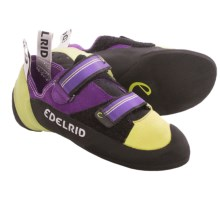 Edelrid Sigwa Climbing Shoes (For Women) in Oasis - Closeouts