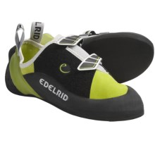 Edelrid Tornado Climbing Shoes (For Men and Women) in Oasis - Closeouts