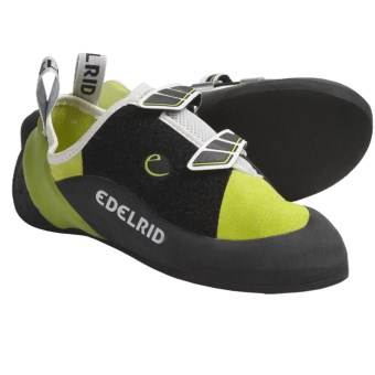 Edelrid Tornado Climbing Shoes (For Men and Women) in Oasis
