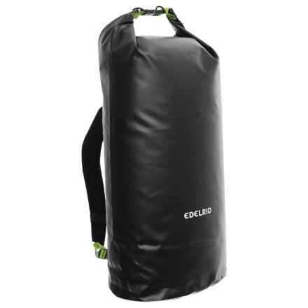 Edelrid Transit Waterproof Dry Bag - 60L in Slate - Closeouts