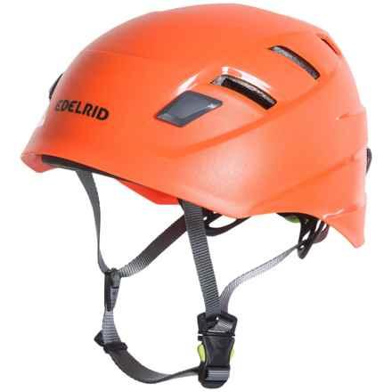 Edelrid Zodiac Hybrid Helmet in Sahara - Closeouts