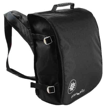 Edelweiss DJ Rope Bag in Black - Closeouts