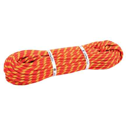 Edelweiss Element II Unicore Supereverdry Rope - 10.2mm, 50m in Orange - Closeouts