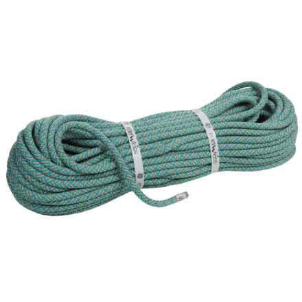 Edelweiss Geos 10.5mm Supereverdry Climbing Rope - 50m in Blue - Closeouts