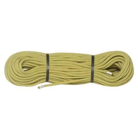 Edelweiss Lithium II 8.5mm Supereverdry Half-Rope - 70m in Yellow - Closeouts