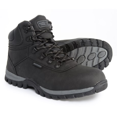 Edge Hi Hiking Boots - Waterproof (For Men)