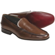 Eduardo G. Venezia Venetian Loafer Shoes - French Calf Leather (For Men) in Bolet Brown - Closeouts