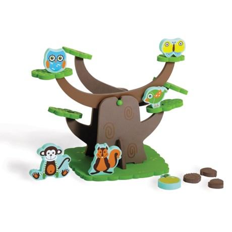 Edushape Build 'N Play Forest Foam Toy in Brown/Green/Multi