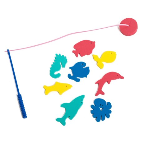 Edushape Tubfun Fish 'N Fun Bath Toy in Multi