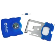 eGear Survival Card Tool in See Photo - Closeouts